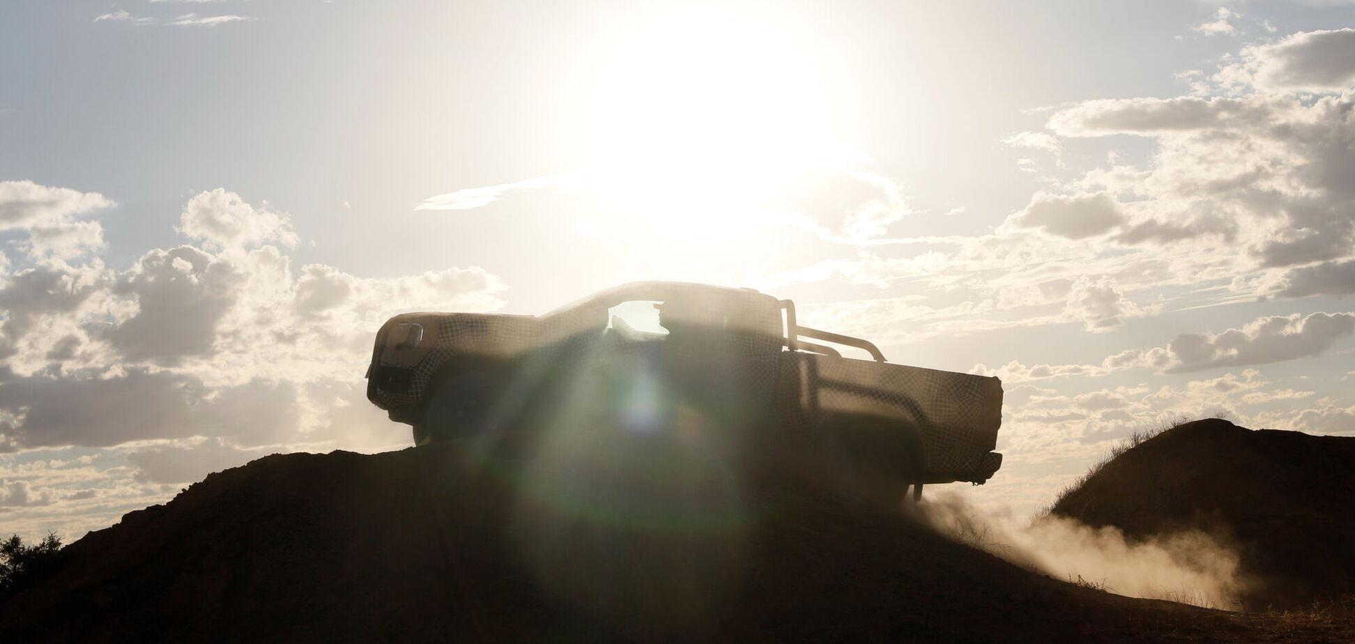 Пикап Ford Ranger нового поколения готовится к дебюту
