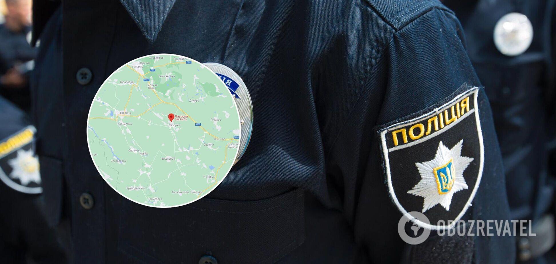 На Полтавщині за загадкових обставин загинув чоловік: знайдено його обгоріле тіло