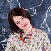 Ольга Жоголєва