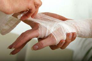Некроз тканей