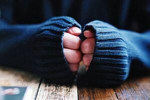 Холодные пальцы рук