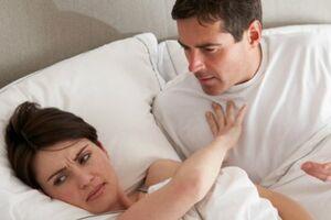 Боли при половом акте