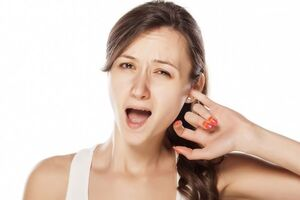 Заложенность уха