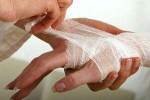 Нагноение раны